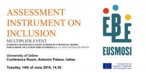 20160607_EBE-ESUMOSI_Multiplier Event, 14th of June, Udine